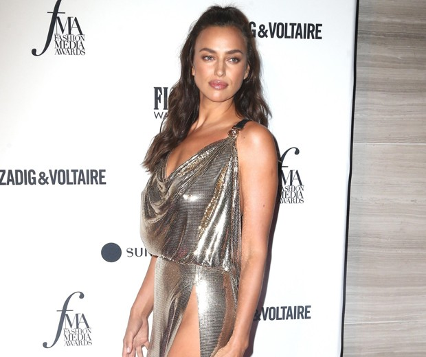 Irina Shayk (Foto: BackGrid)