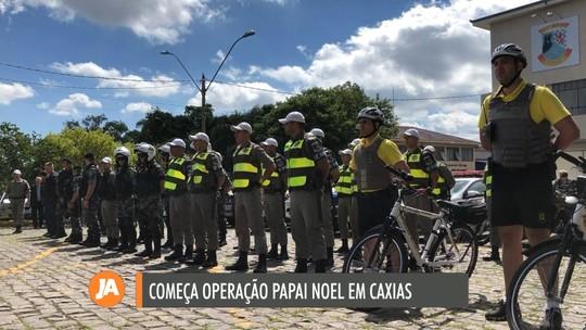 Operação Papai Noel traz mais segurança ao centro de Caxias do Sul