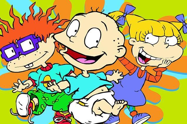 Chuckie, Tommy e Angelica (Foto: Divulgação)