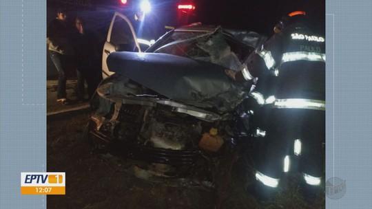 Criança de 9 anos morre e sete pessoas ficam feridas em acidente em Monte Sião, MG