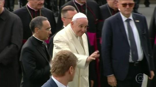 Papa Francisco chega à capital da Letônia em visita aos países bálticos