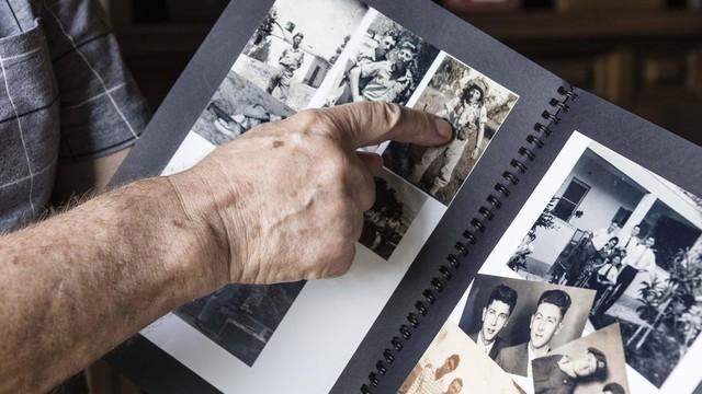 Strul morou em Israel entre 1950 e 1955 (Foto: Gui Christ / BBC)