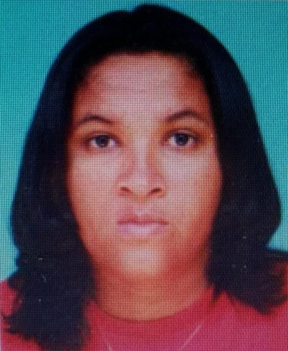 Mulher que foi condenada a 77 anos de prisão por acidente foi presa nesta sexta-feira (18) — Foto: Divulgação/SSP-BA