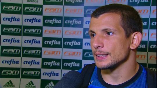 """Santistas lamentam derrota em clássico para o Palmeiras: """"Bola não entrou"""""""