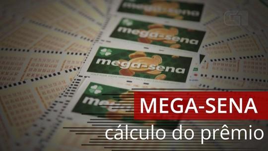Sorteio de hoje da Mega-Sena pode pagar prêmio de R$ 44 milhões