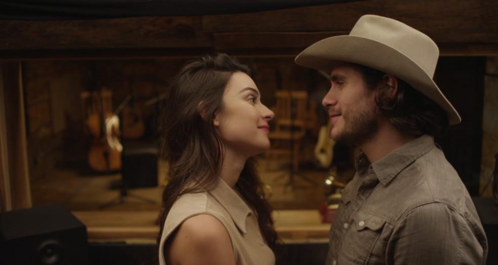 Cena de 'Coração de cowboy' — Foto: Divulgação