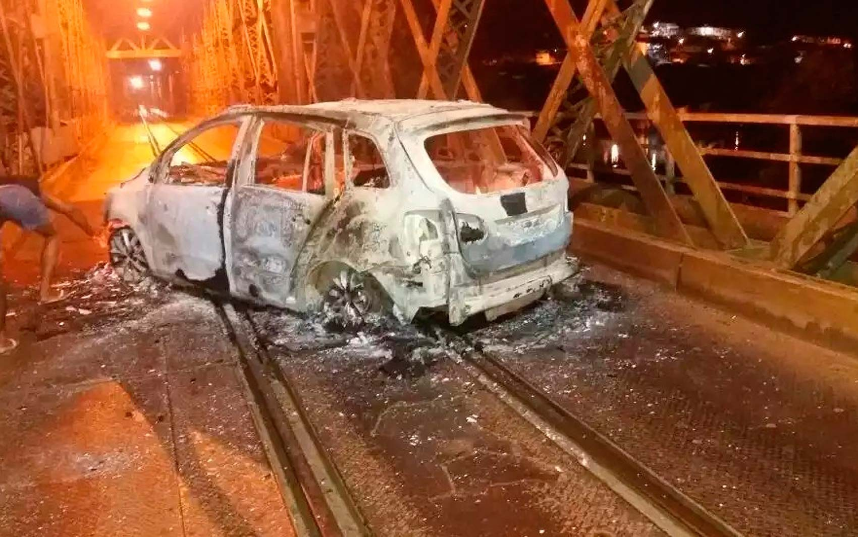 Cidade de Cachoeira tem 2ª agência explodida em menos de dois meses
