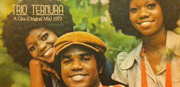 Trio Ternura, exemplo de afrobrasilidades (Foto: Reprodução/YouTube)