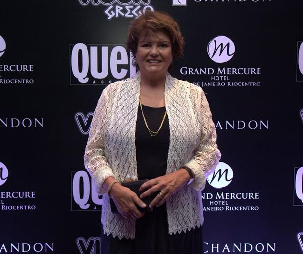 Elizabeth Jhin (Foto: Zô Guimarães/ QUEM)
