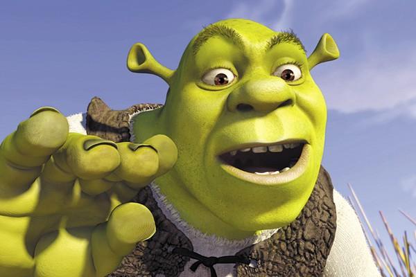 O personagem Shrek (Foto: Reprodução)