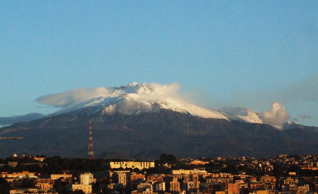 Monte Etna, na Sicília, Itália  (Foto: Flickr/gnuckx/Creative Commons)