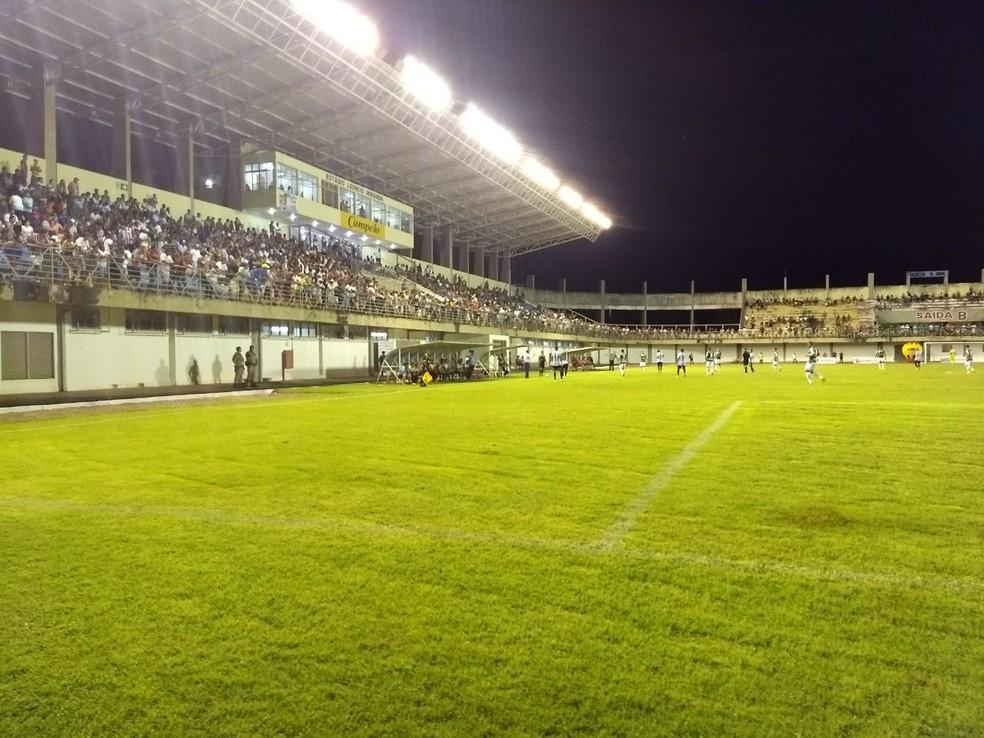 Estádio Mirandão, em Araguaína (Foto: Abdon Barbosa/ Divulgação )