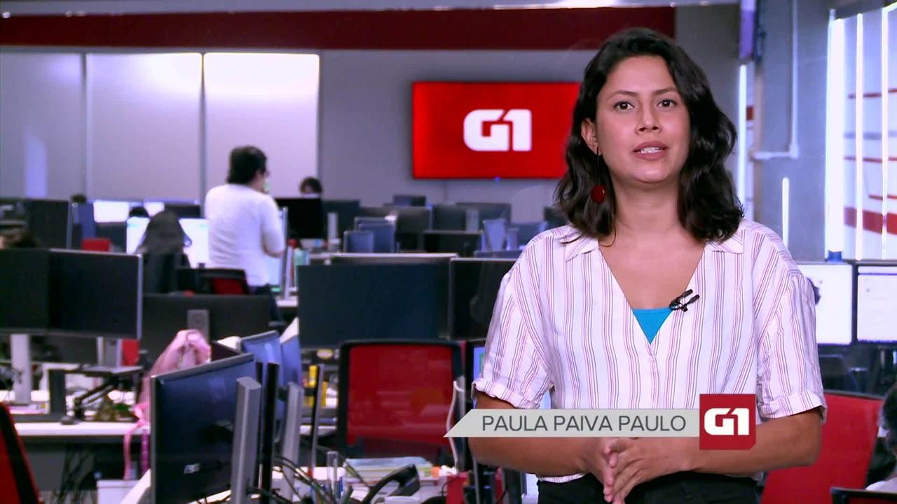 G1 em 1 Minuto: Fiocruz prevê fabricar vacina para 130 milhões de brasileiros em 2021