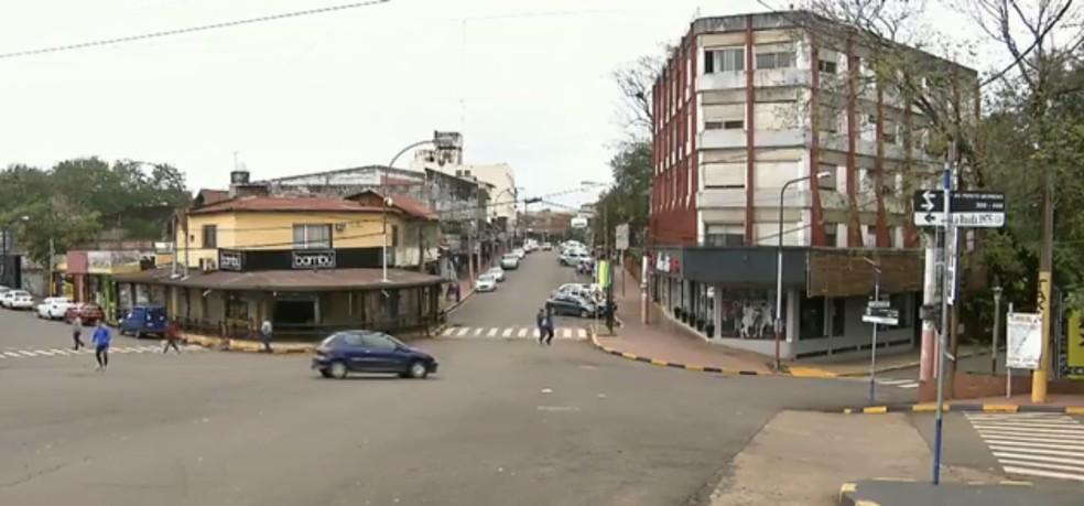 Porto Iguaçu está preparada para receber os turistas, segundo o Codespi — Foto: Iturem/Divulgação