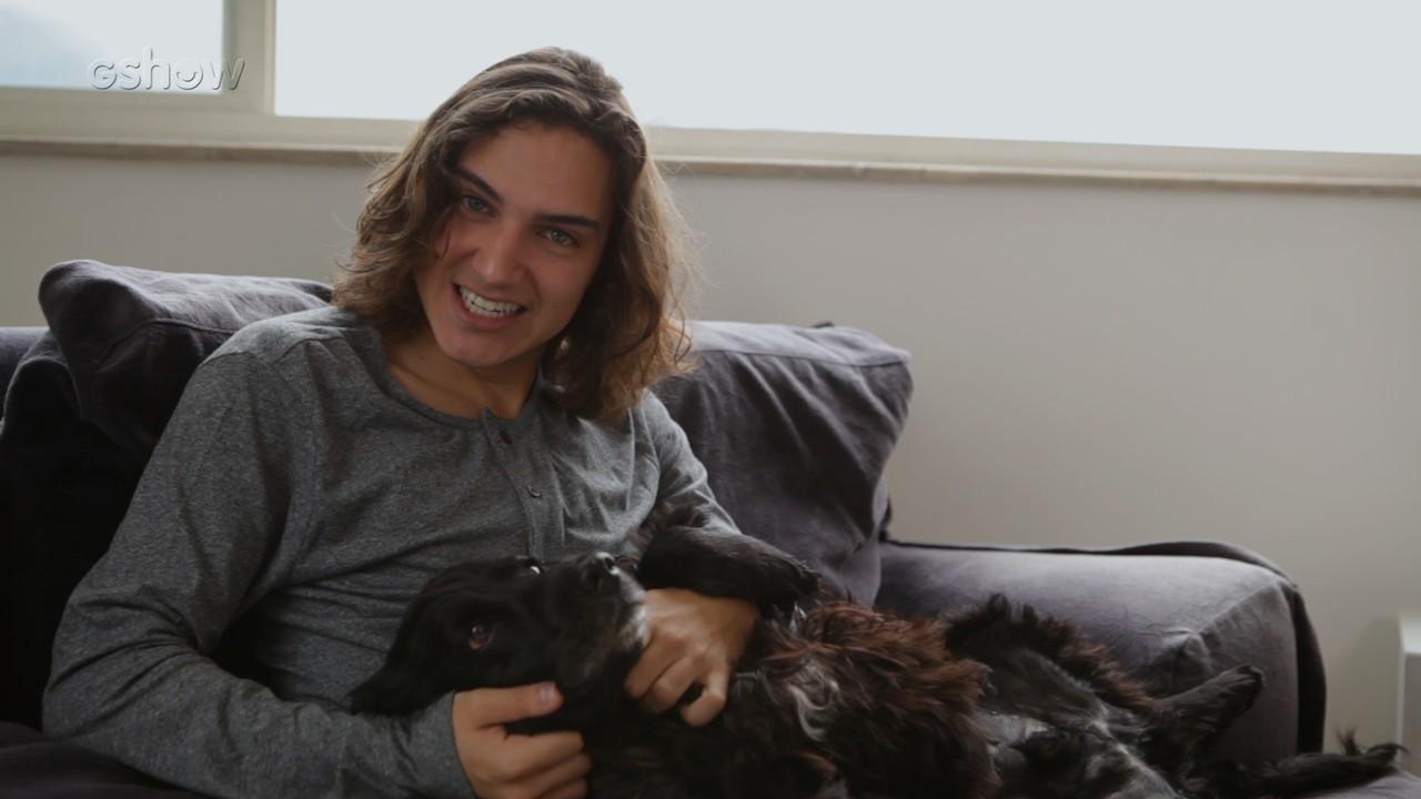 Amor de Bicho: Tom Karabachian conta relação com o seu cachorro