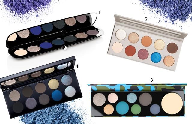 Filha única: marcas apostam no azul como ponto de cor em paletas neutras (Foto: Divulgação)