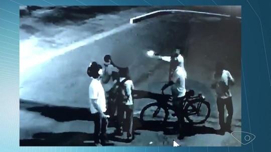 Vídeo mostra segurança sendo baleado e morto em Guarapari, ES