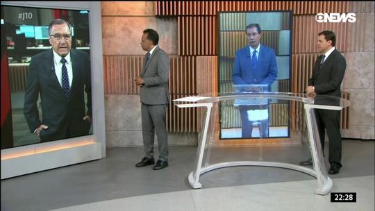 Merval: 'Bolsonaro perdeu a chance de aprofundar, mas assumiu posições muito importantes'