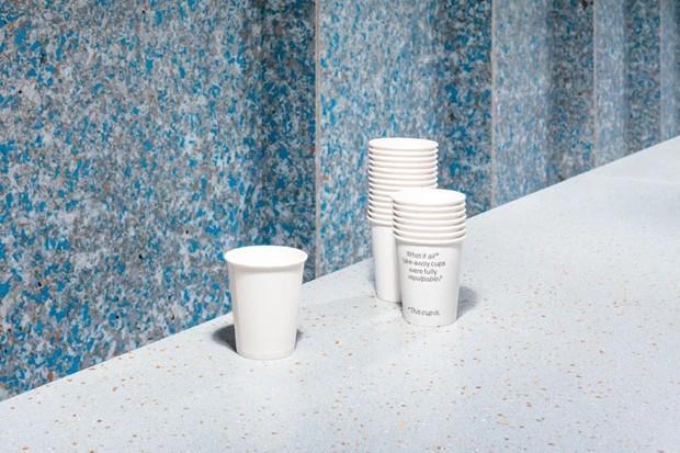 Restaurante em Nova York é o primeiro 100% livre de resíduos do mundo (Foto: Nicholas Calcott/Reprodução)