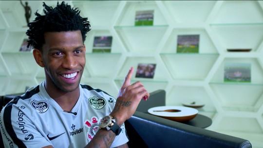 """Gil diz que recusou proposta do Flamengo: """"O Corinthians sempre foi minha opção"""""""