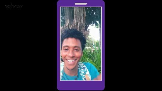 Daily vlog: Aldri Anunciação mostra os bastidores de gravação do 'Vumbora'