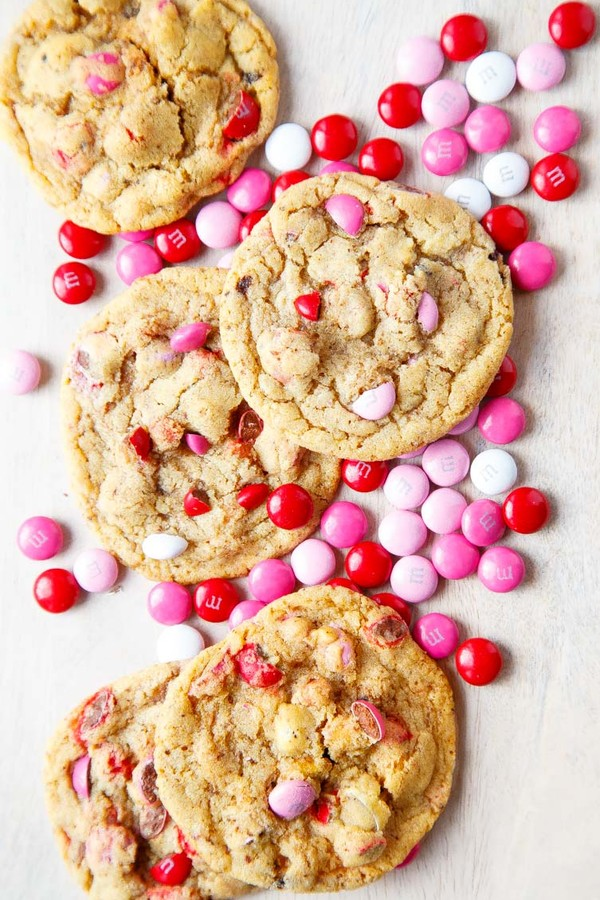Cookies de M&Ms (Foto: Instagram/Reprodução)