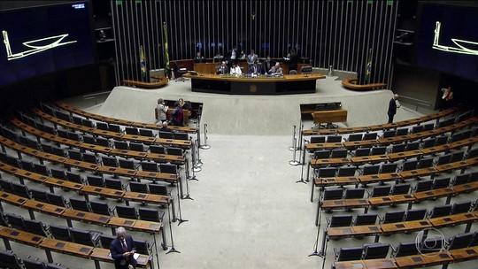 Falta de quórum na Câmara adia votação para 2 de agosto