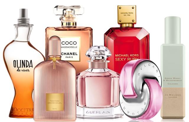 Cheiro de mãe: novidades de perfumes para presentear nesse dia das mães (Foto: Divulgação)
