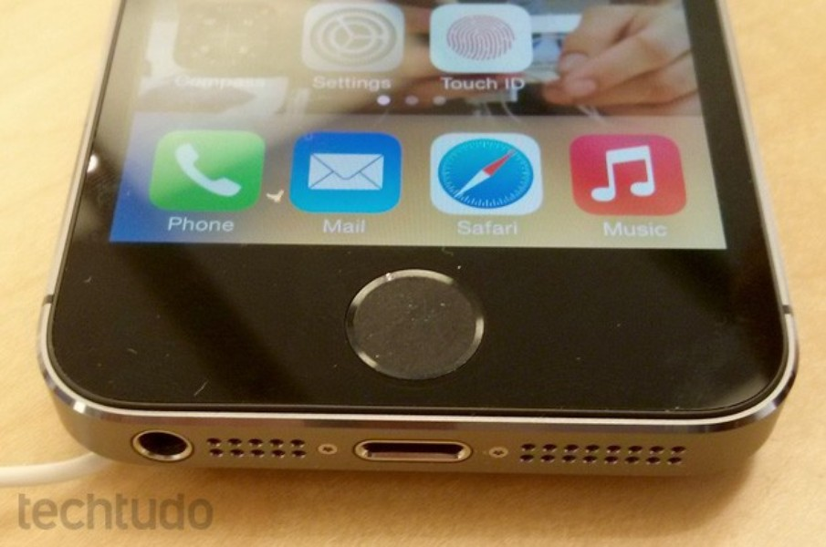 how to turn on touch id on iphone 5s