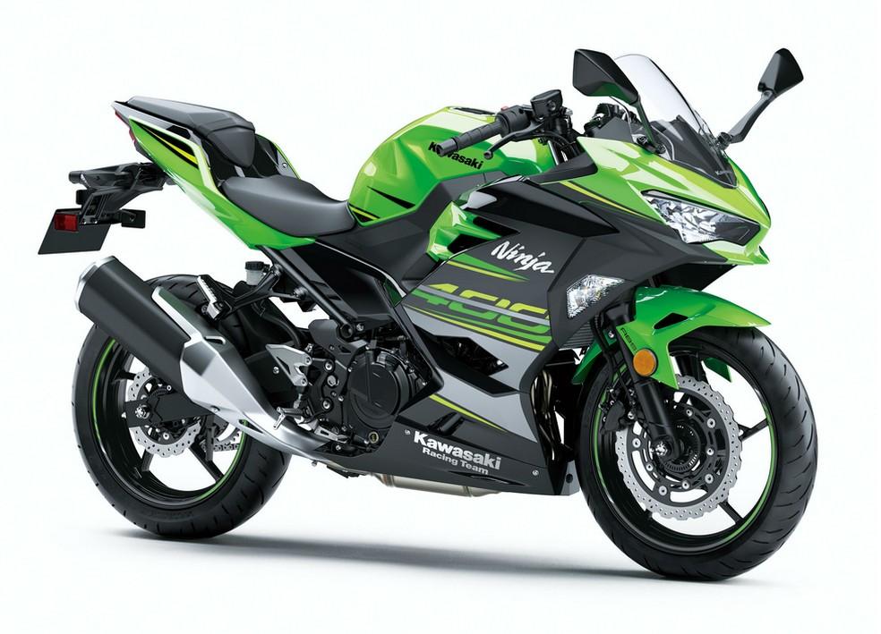 Kawasaki Ninja 400 (Foto: Divulgação)