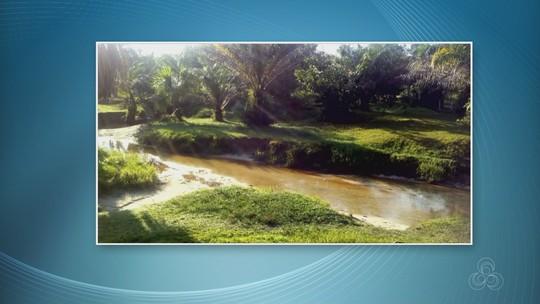 Com escassez de chuva, companhia faz racionamento de água em cidade no AM