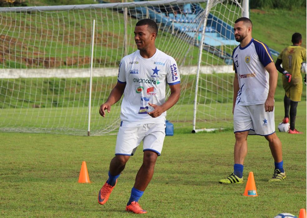 Charles meia do Nacional-AM (Foto: Divulgação/Nacional)