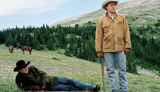 O Segredo de Brokeback Mountain (Foto: Reprodução)