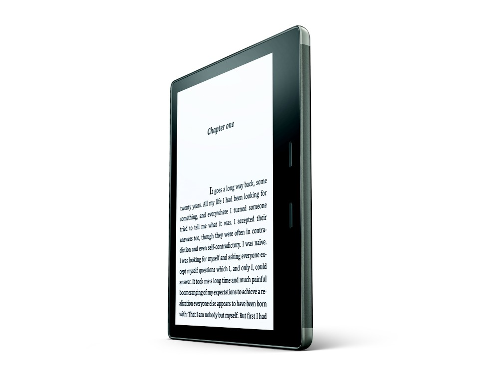 f37b7150f ... Kindle Oasis 2017 tem preço sugerido de R$ 1.149 — Foto: Divulgação /  Amazon