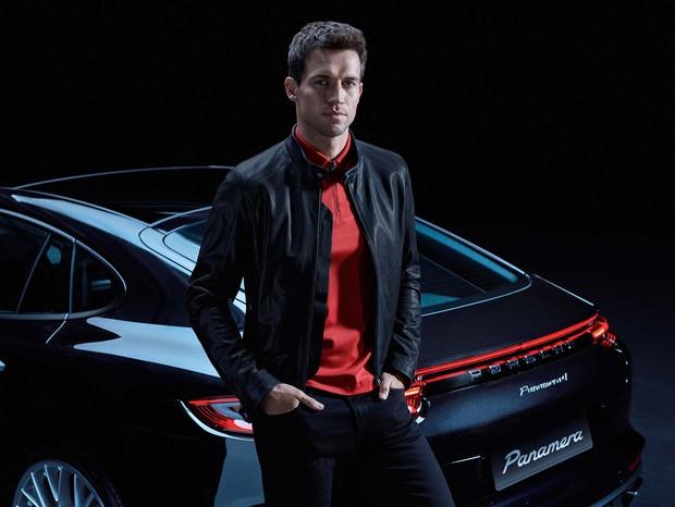 Hugo Boss x Porsche (Foto: Divulgação)