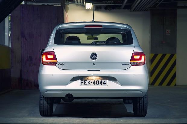 VW Gol 1.0 (Foto: Fabio Aro)