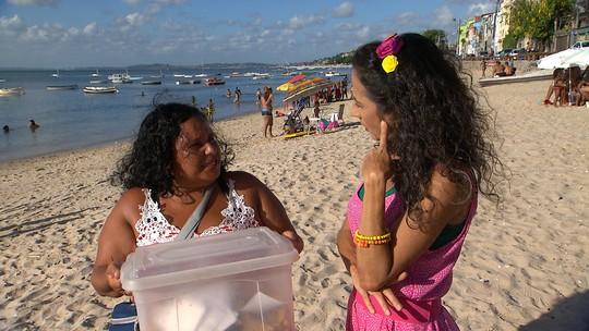 Maria Menezes mapeia os empreendedores pitorescos da Ribeira