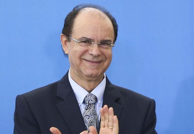 Ernesto Lozardo toma posse como presidente do Ipea (Foto: Marcelo Camargo/Agência Brasil)
