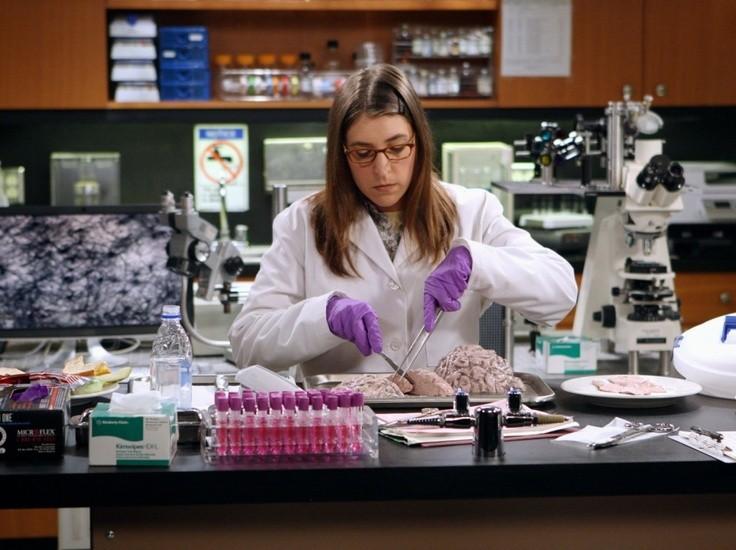 Amy Farrah Fowler, neurobiologista da série 'The Big Bang Theory' (Foto: Reprodução)