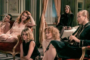 """Cena do filme """"Os segredos de Madame Claude"""""""