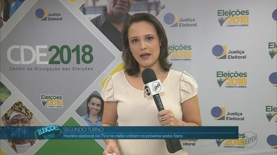 Analândia tem a maior abstenção de eleitores na região no domingo