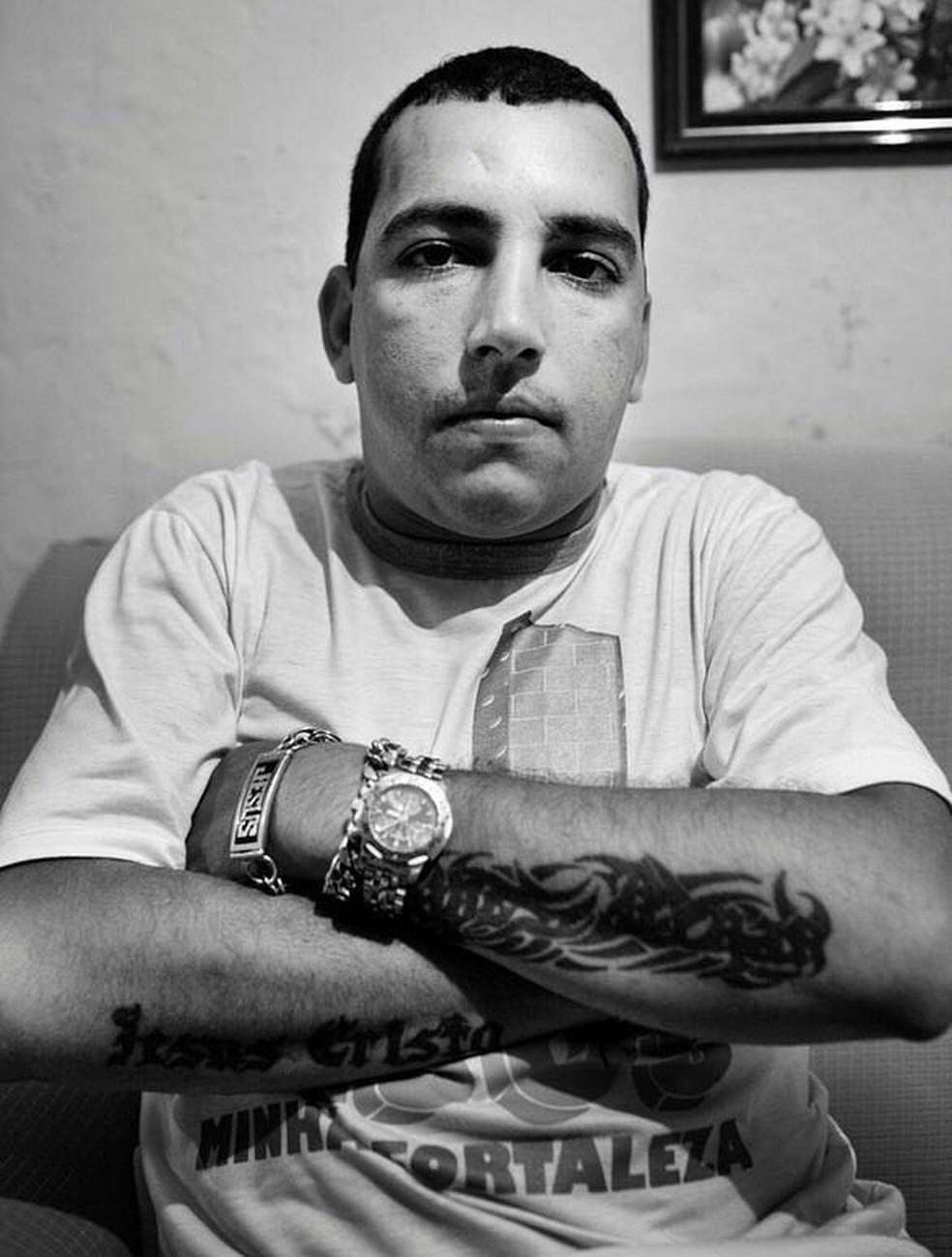 Fernandinho Guarabu estava no comando do tráfico da Ilha há 13 anos — Foto: Divulgação