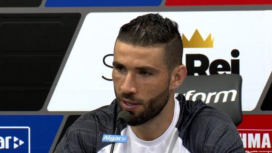 """Vanderlei espera não ter trabalho no Uruguai e comenta sobre Rodrygo: """"Se tiver de ir à Europa, está preparado"""""""