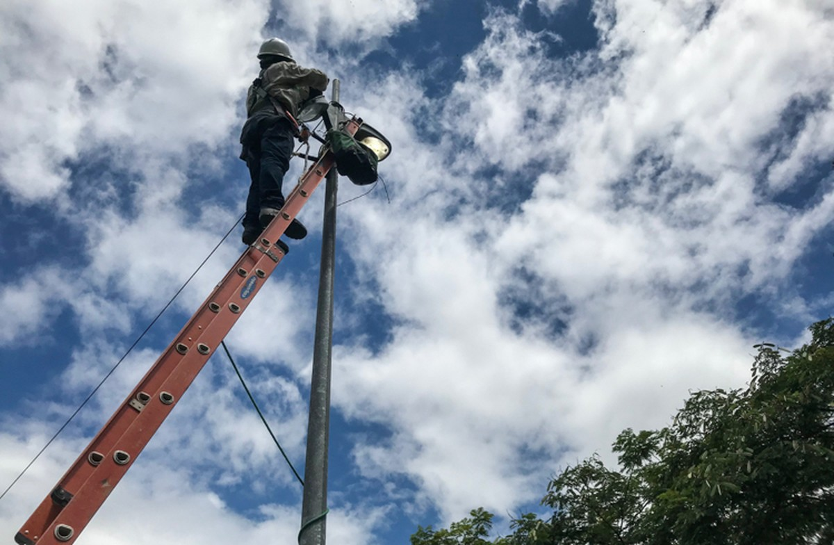 Furto de cabos em duas avenidas de Campos, RJ, causa prejuízo de R$ 23 mil
