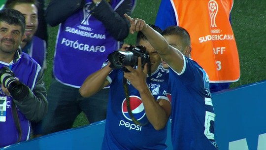 Millonarios e San Lorenzo avançam na Copa Sul-Americana
