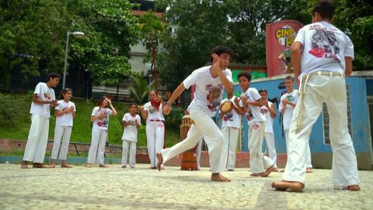 Cine Rock: projeto em Rio das Pedras atende crianças e adolescentes da região