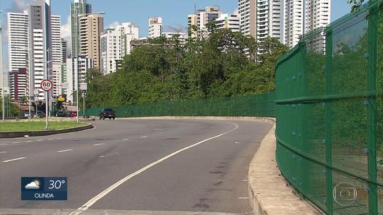 Justiça concede liberdade a motorista embriagado que atropelou ciclista na Zona Sul do Recife