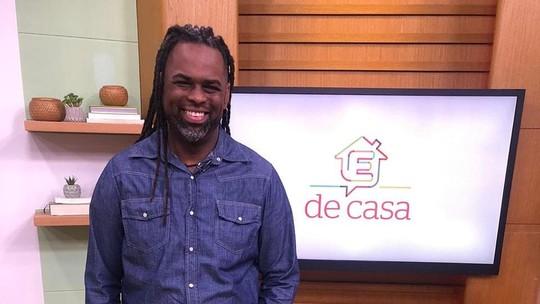 Manoel Soares substitui temporariamente André Marques no 'É de Casa'