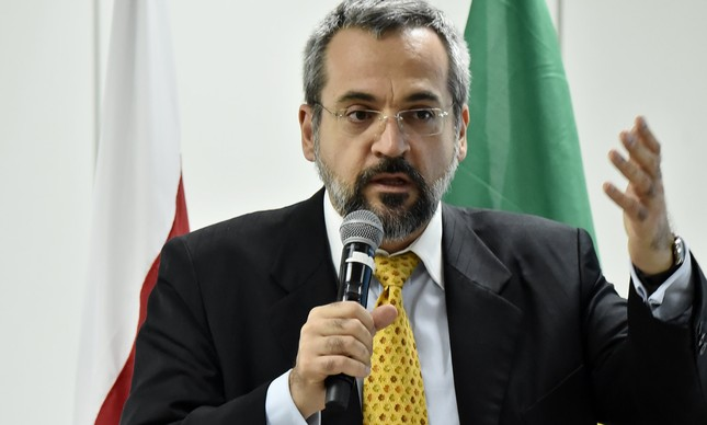 O novo ministro Abraham Weintraub