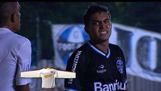 Do choro ao protagonismo com Felipão: cinco histórias do hoje palmeirense Dudu no Grêmio